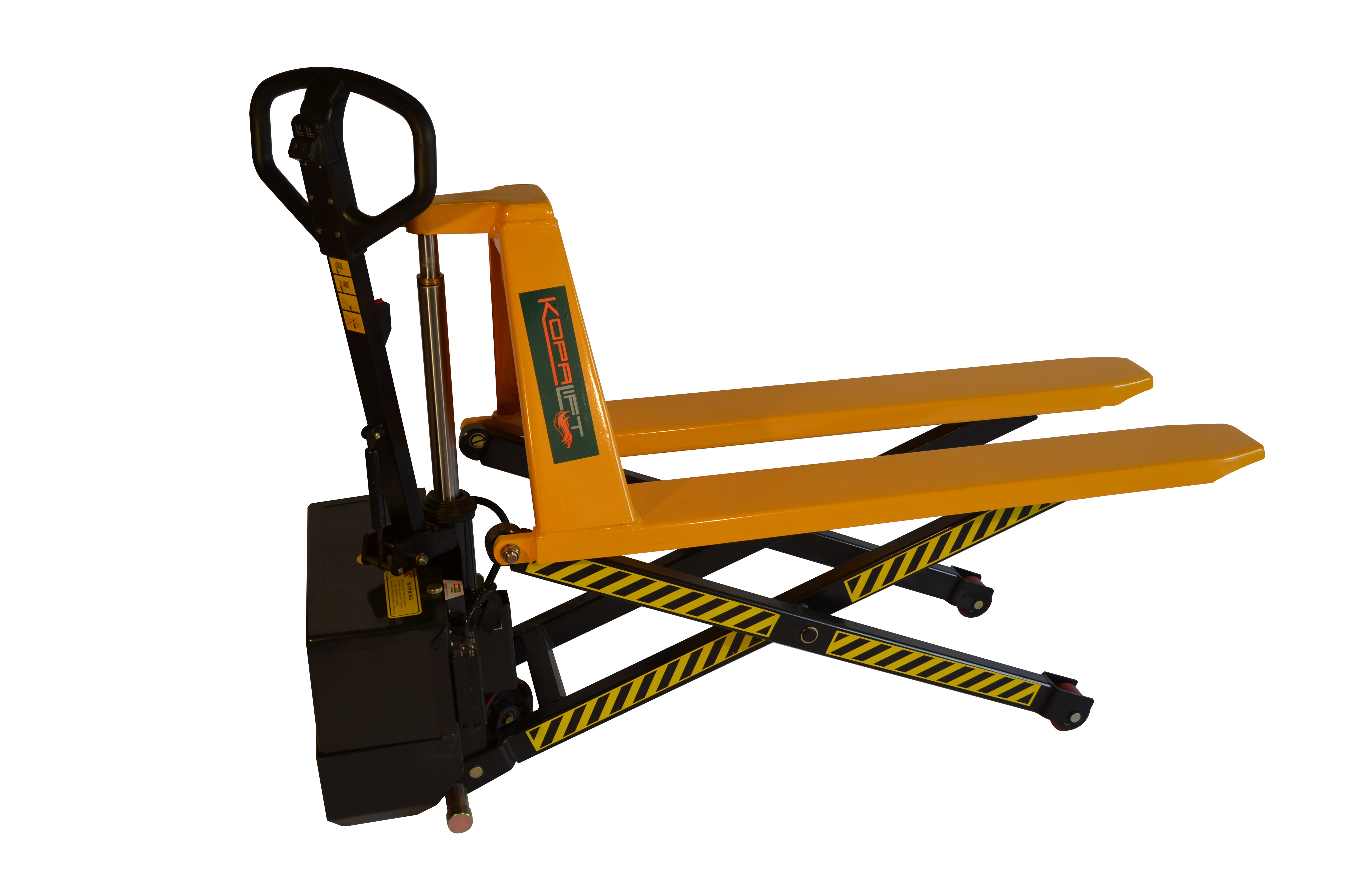 "KEHLD15 High Lifting Pallet Jack 20.5""W x 43"" L"